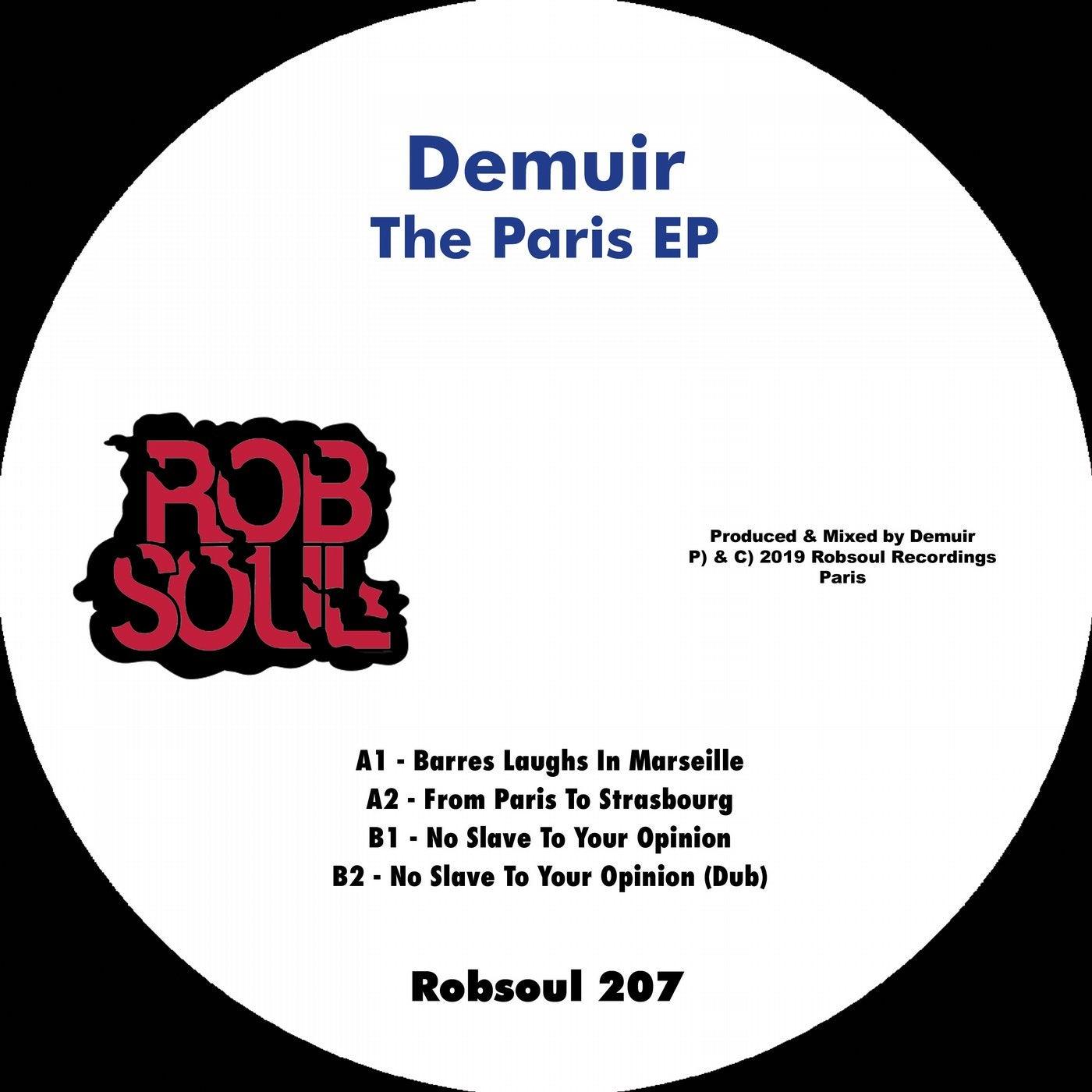 From Paris To Strasbourg (Original Mix)