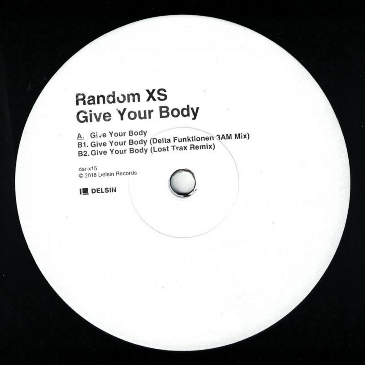 Give Your Body (Delta Funktionen 3AM Mix)