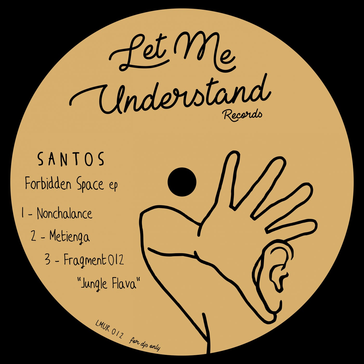 Fragment 012 'Jungle Flava' (Original Mix)