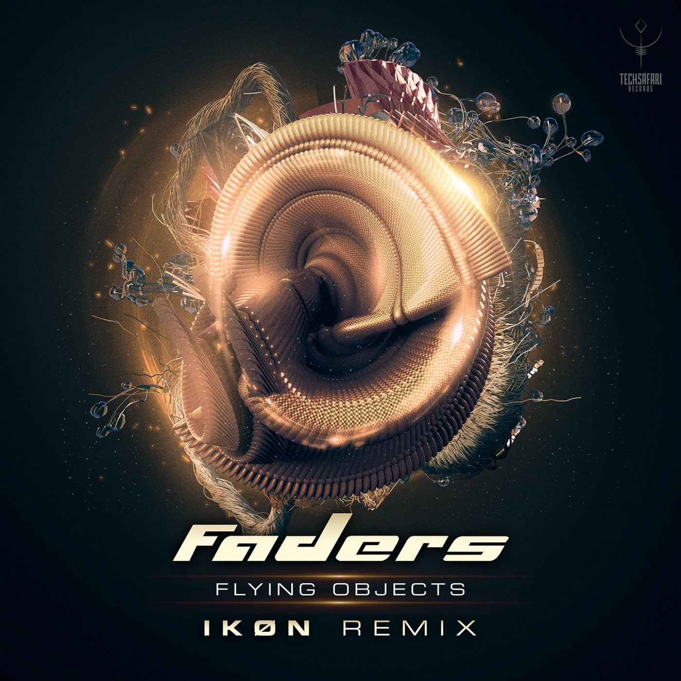 Flying Objects (Ikon Remix)