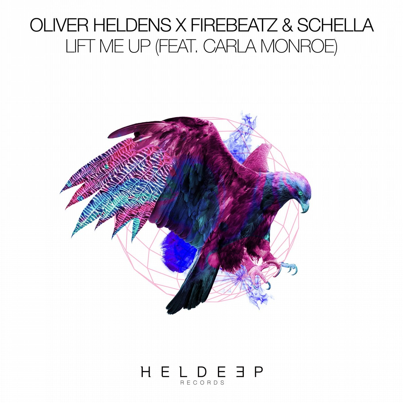 Lift Me Up (feat. Carla Monroe) (Extended Mix)