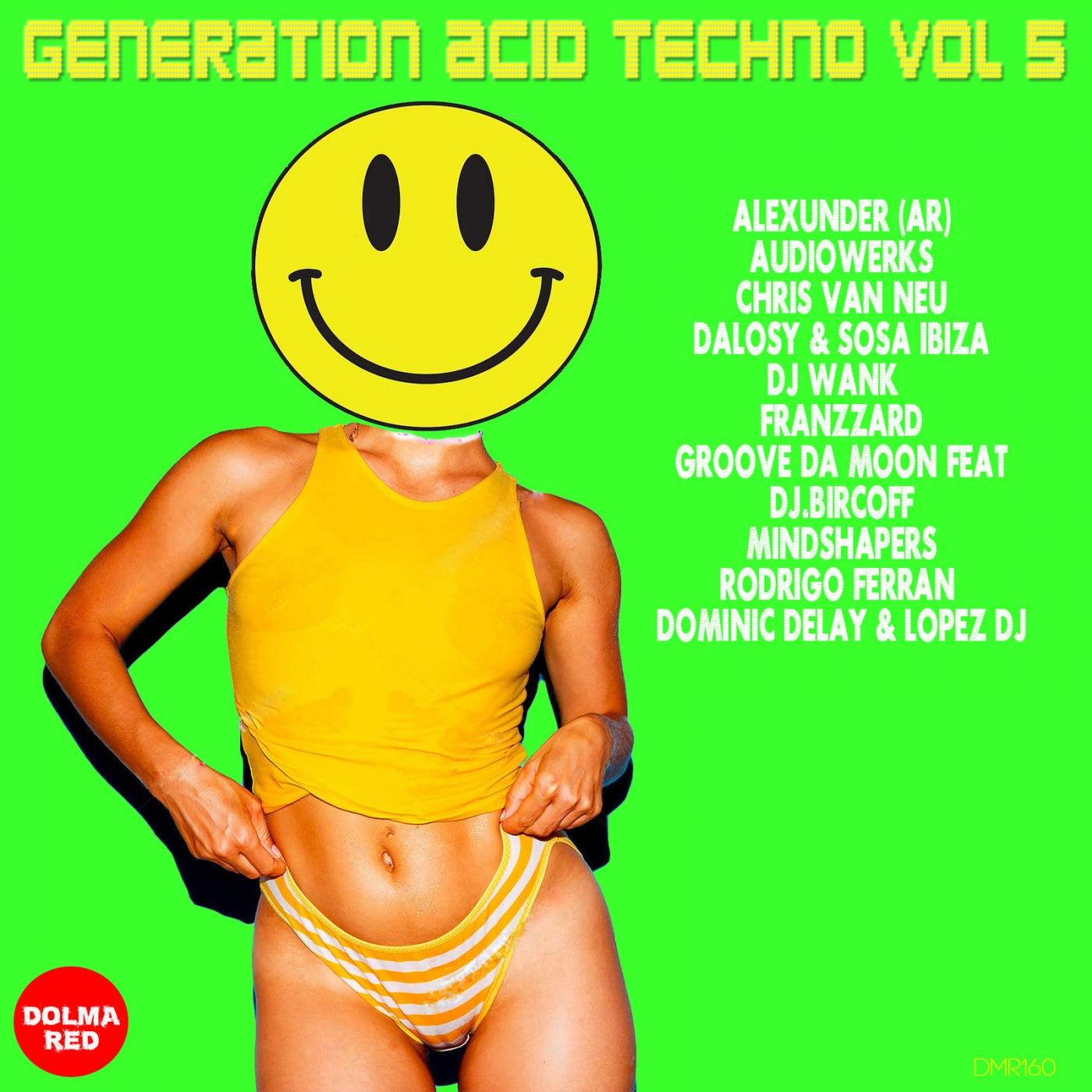 Acid Kiss (Original Mix)
