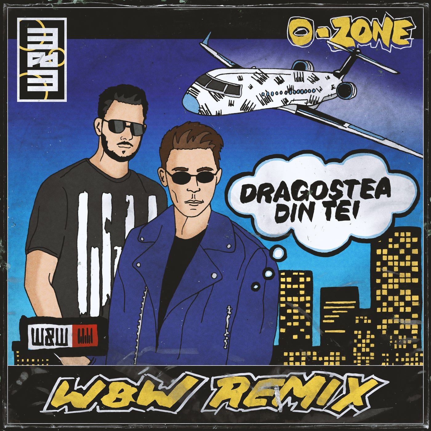 Dragostea Din Tei (W&W Remix) (Extended Mix)
