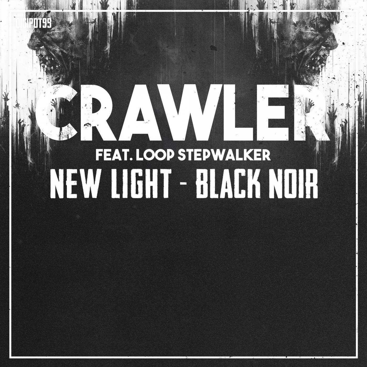 Download Crawler - New Light / Black Noir (DIGIPOT99) mp3