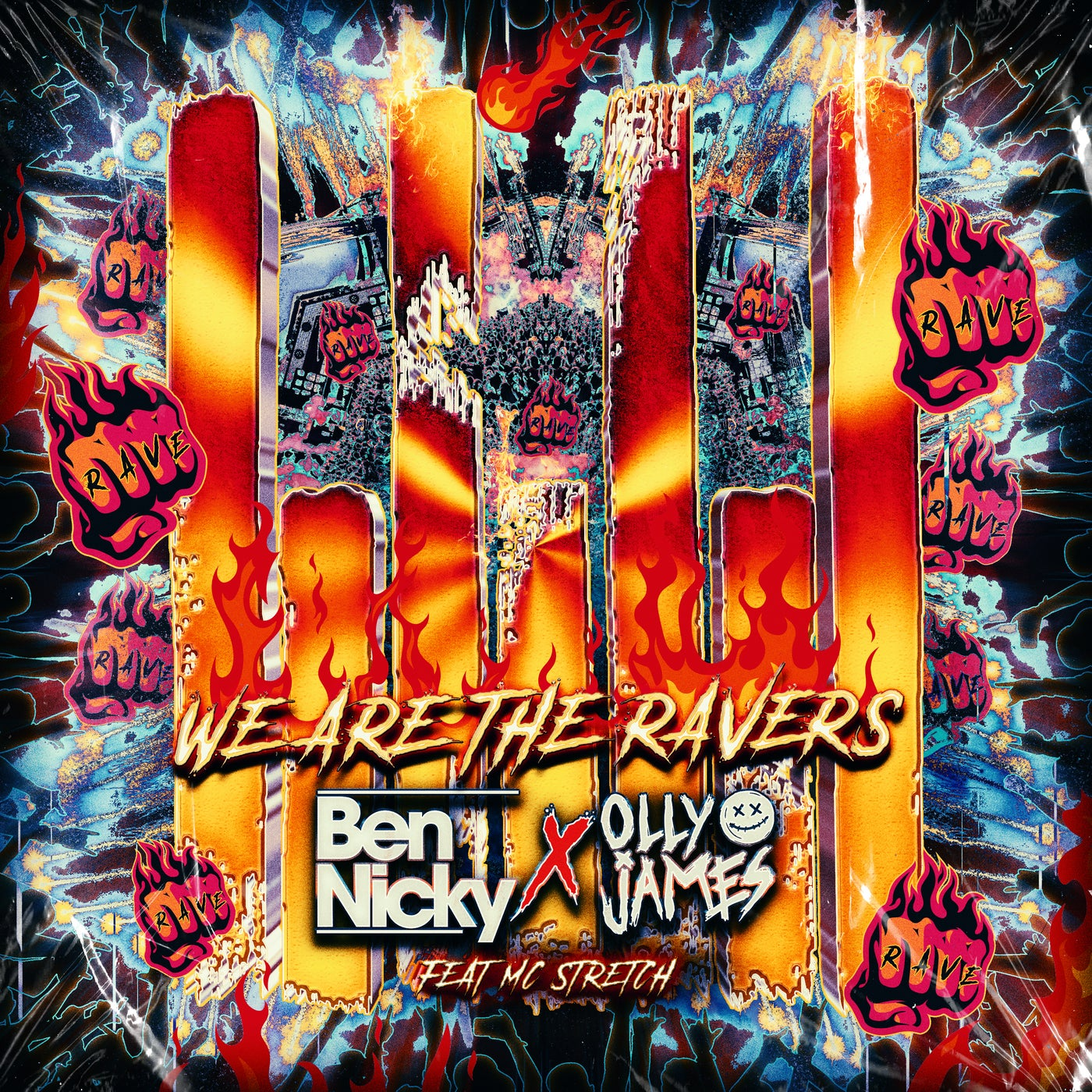 We Are The Ravers (Extended Mix)