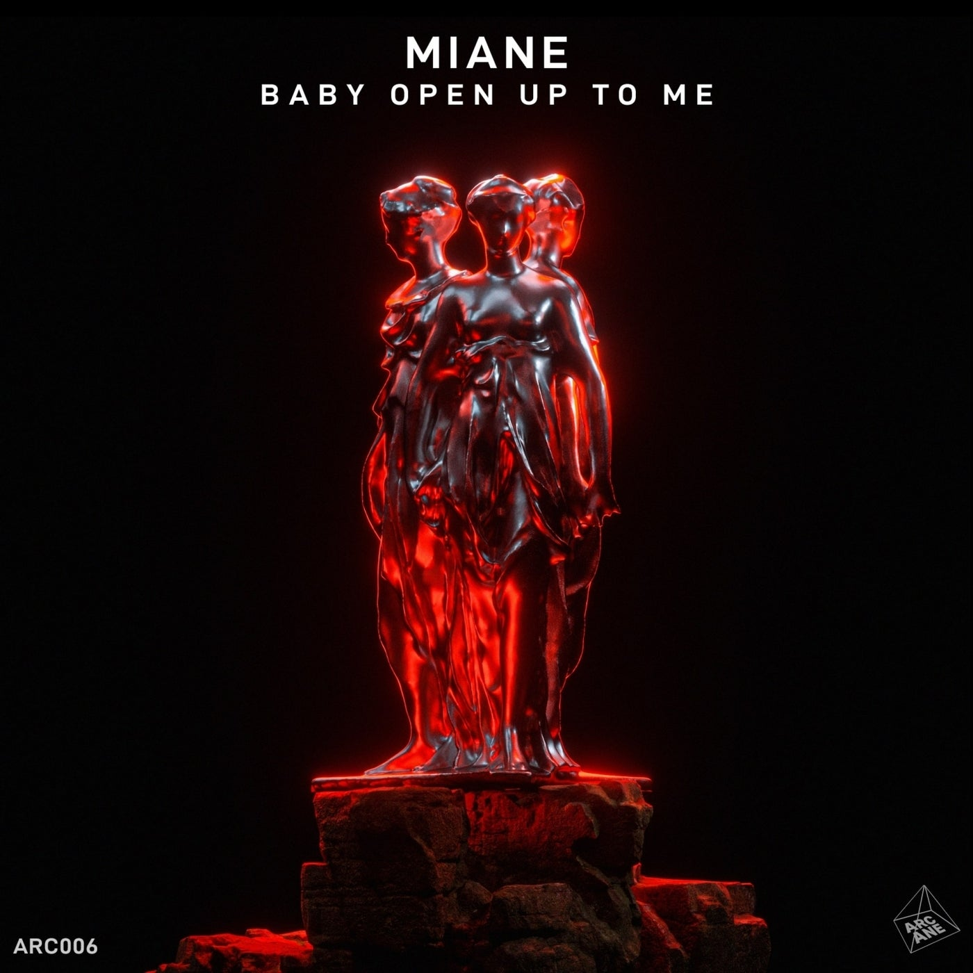 Baby Open up to Me (Original Mix)