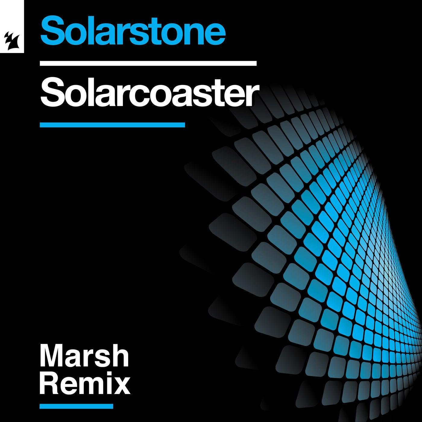 Solarcoaster (Marsh Extended Remix)