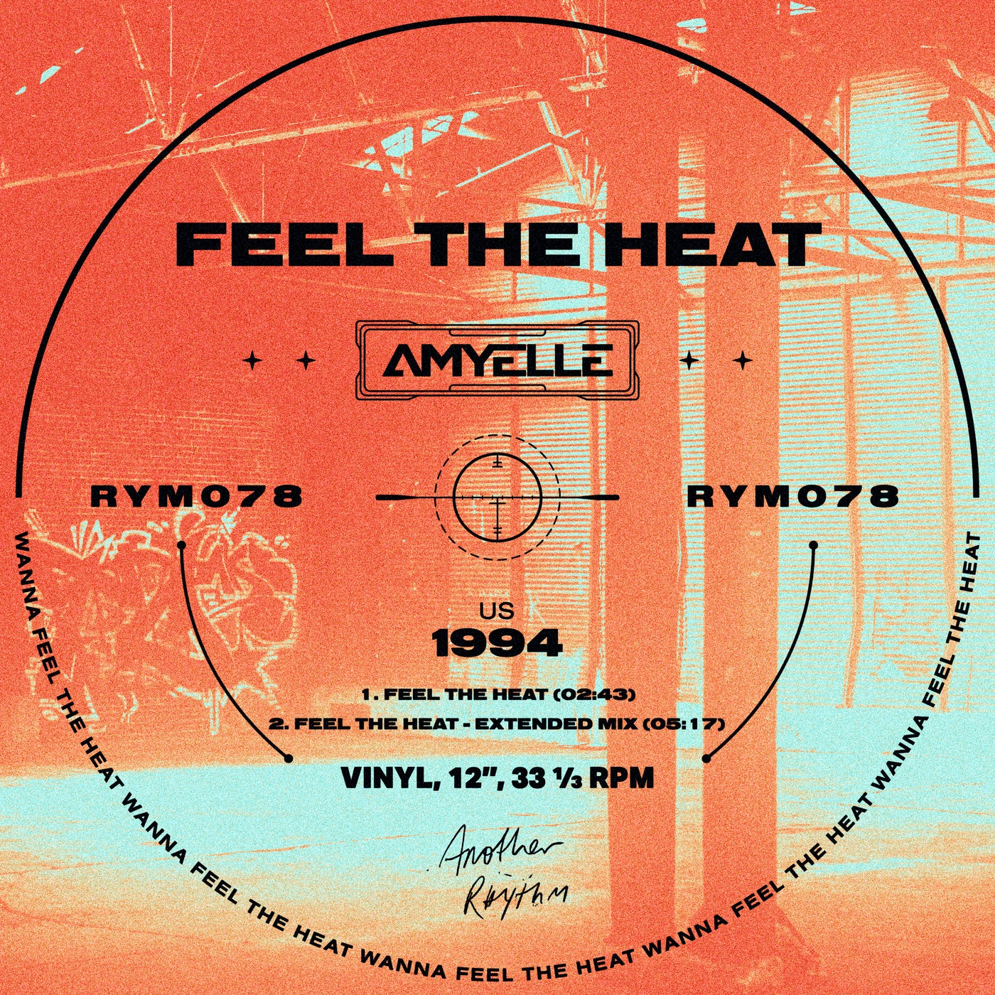 Feel The Heat (Extended Mix)