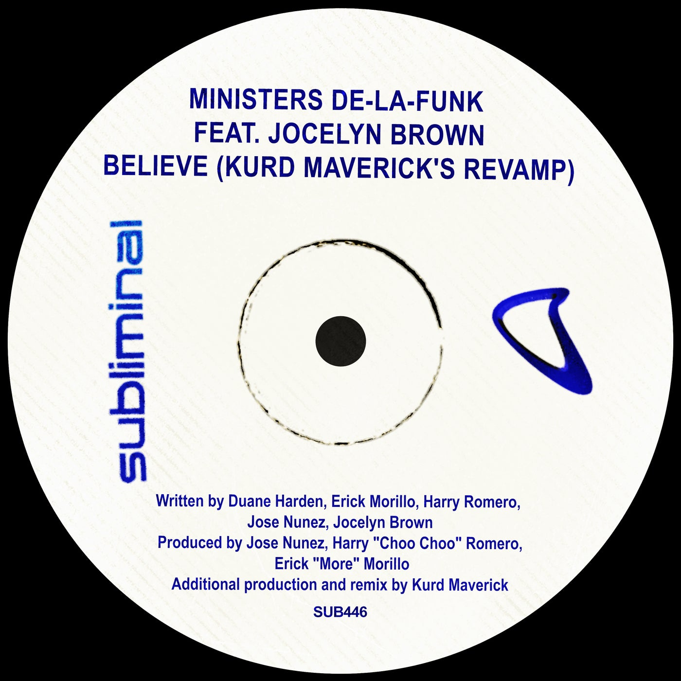 Believe feat. Jocelyn Brown (Kurd Maverick Extended Revamp)