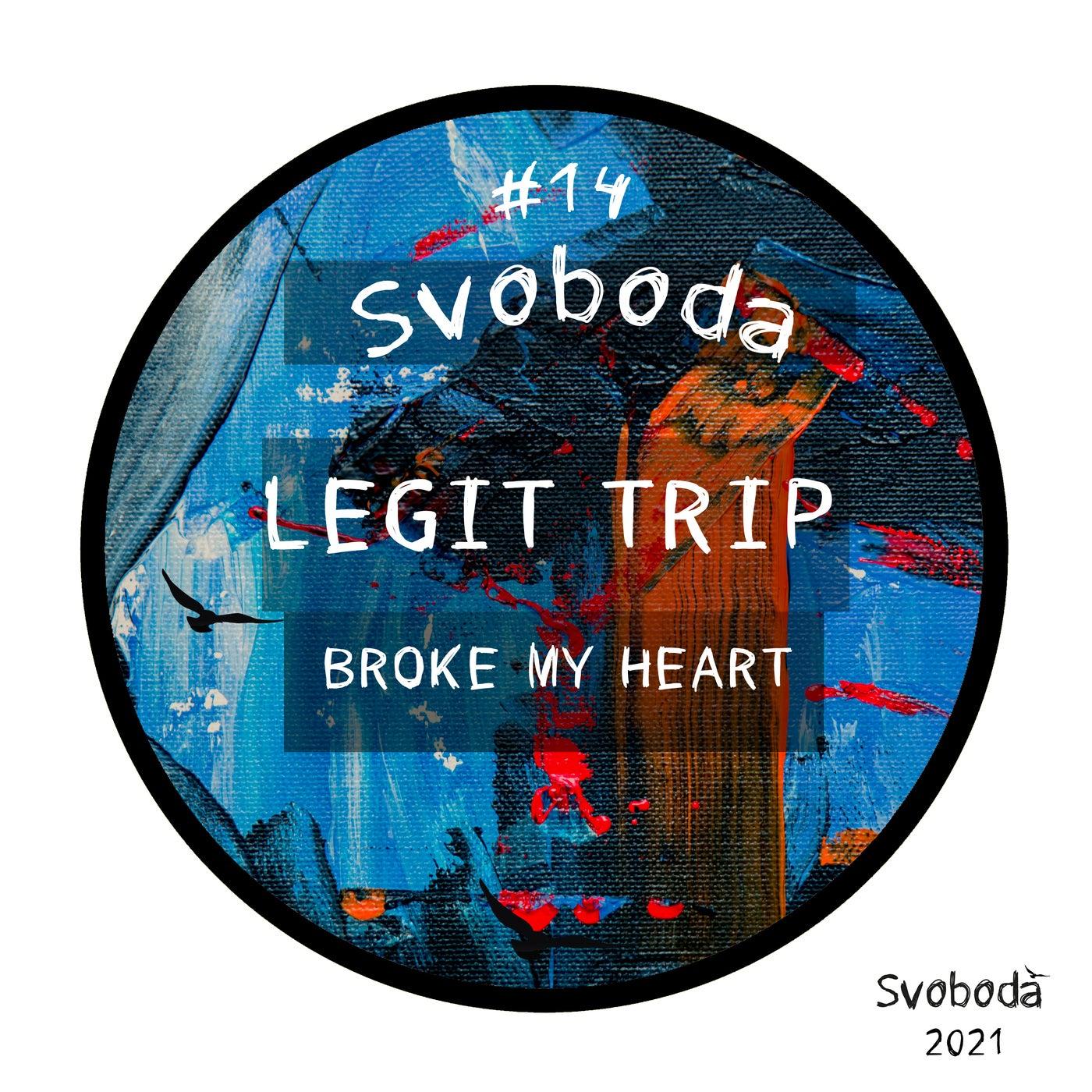 Broke My Heart (Original Mix)