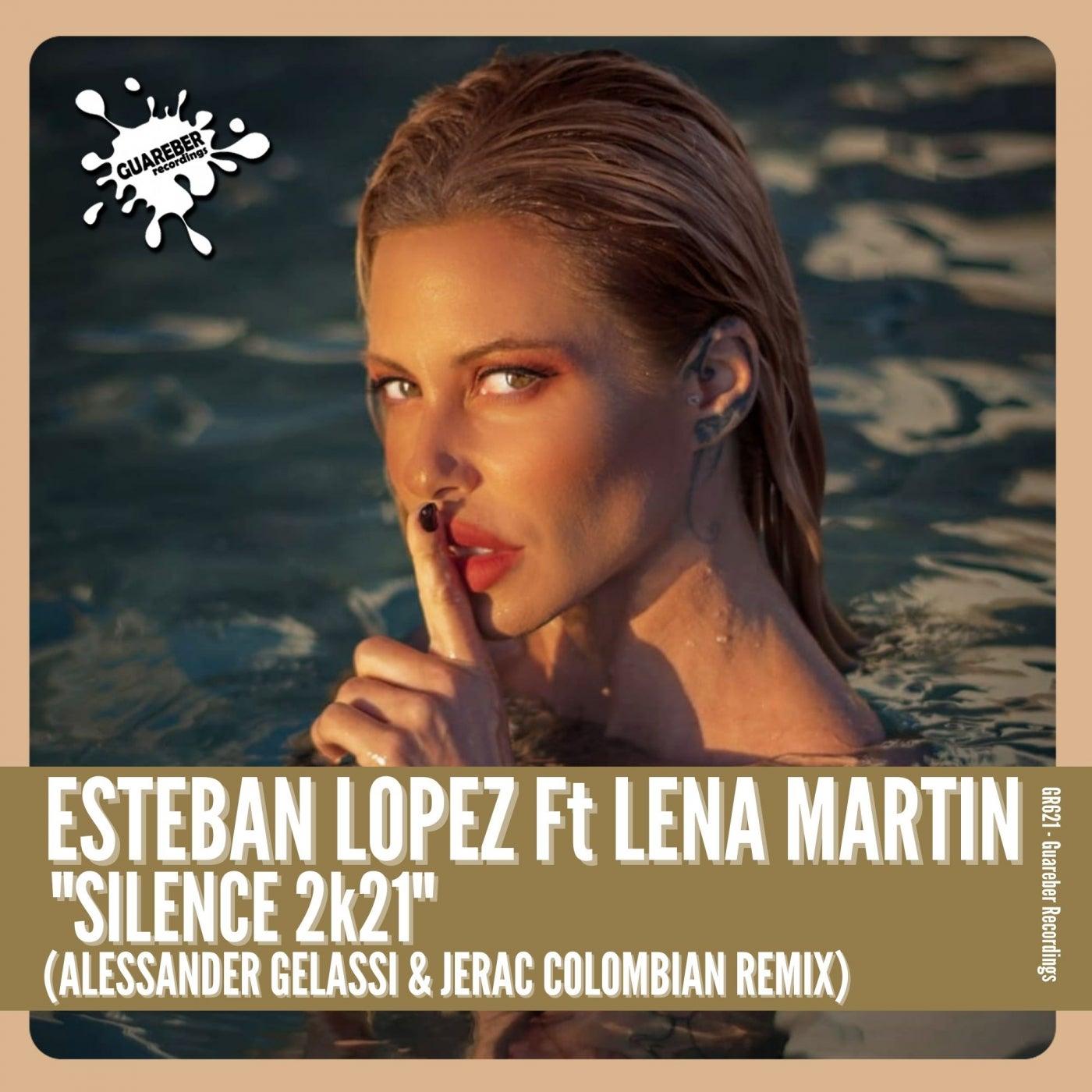 Silence 2k21 (Alessander Gelassi & Jerac Colombian Remix)