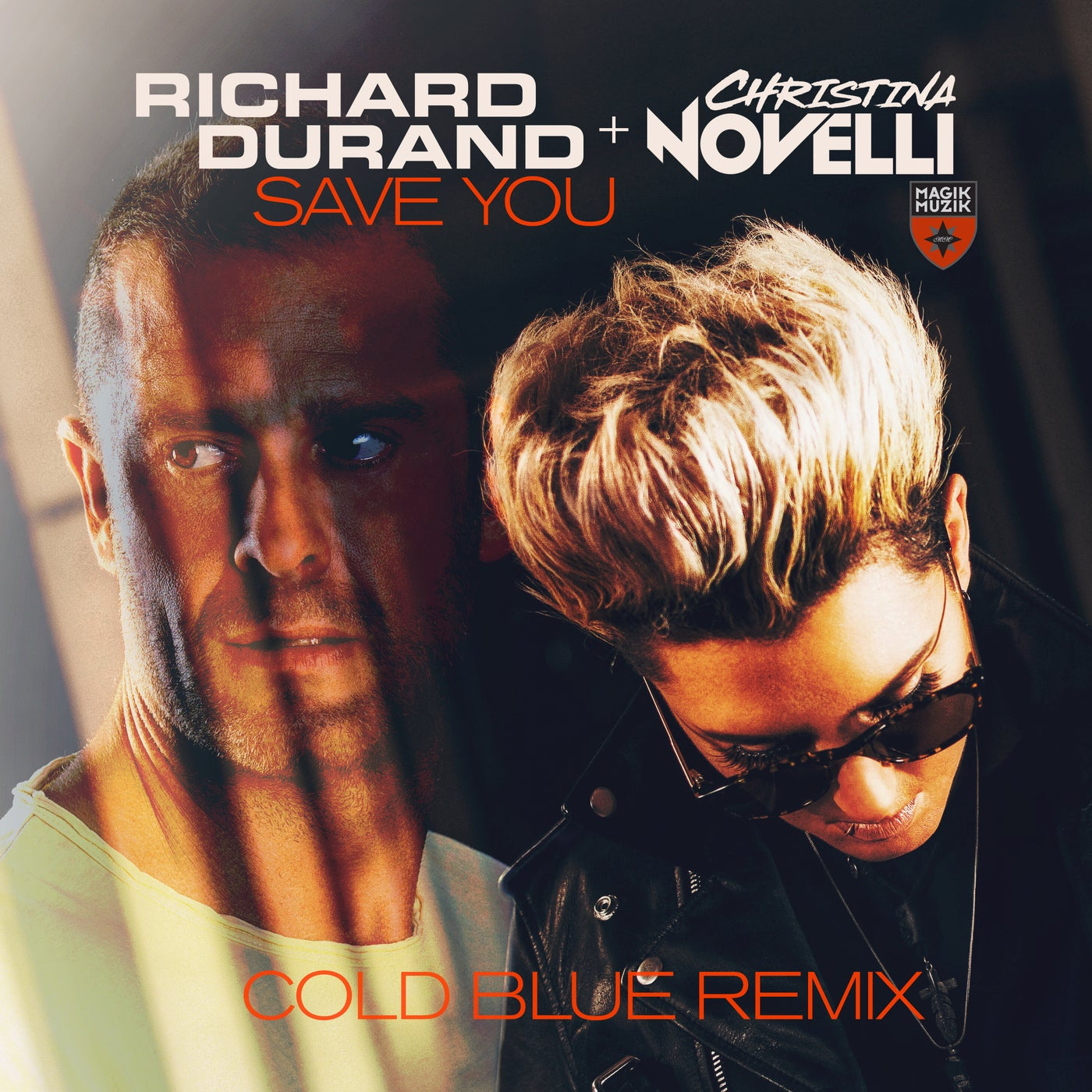 Save You (Cold Blue Extended Remix)