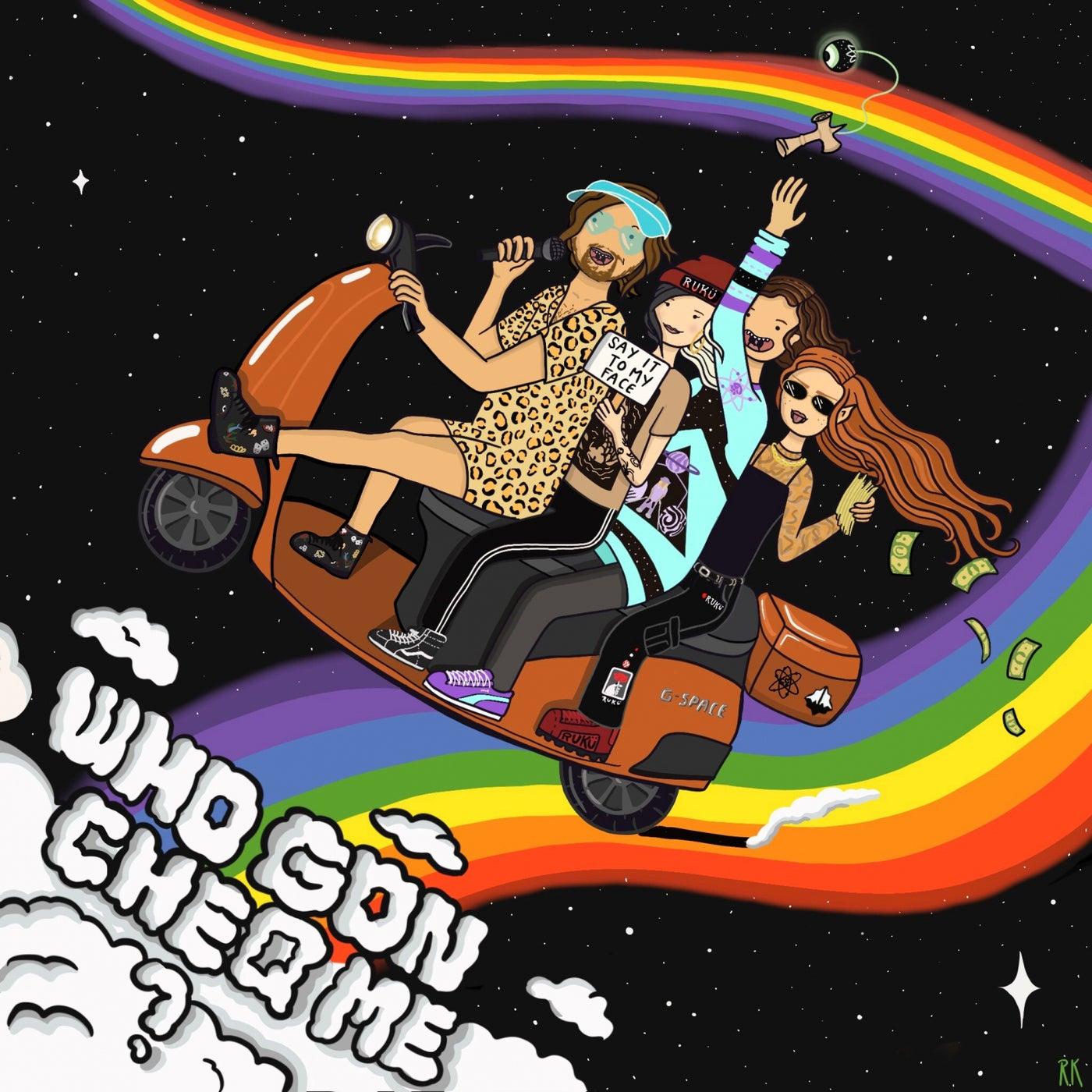 WHO GON CHEQ ME (feat. Ruku & lysn.) (Original Mix)
