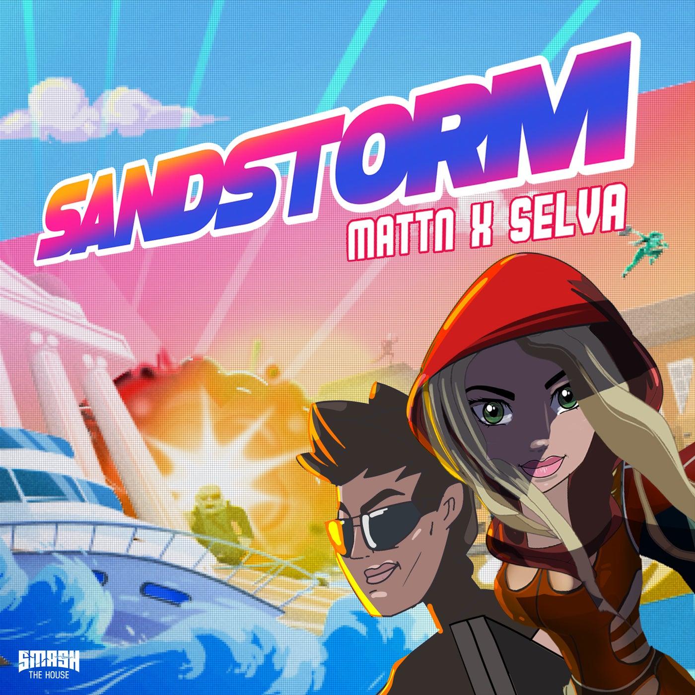 Sandstorm (Extended Mix)