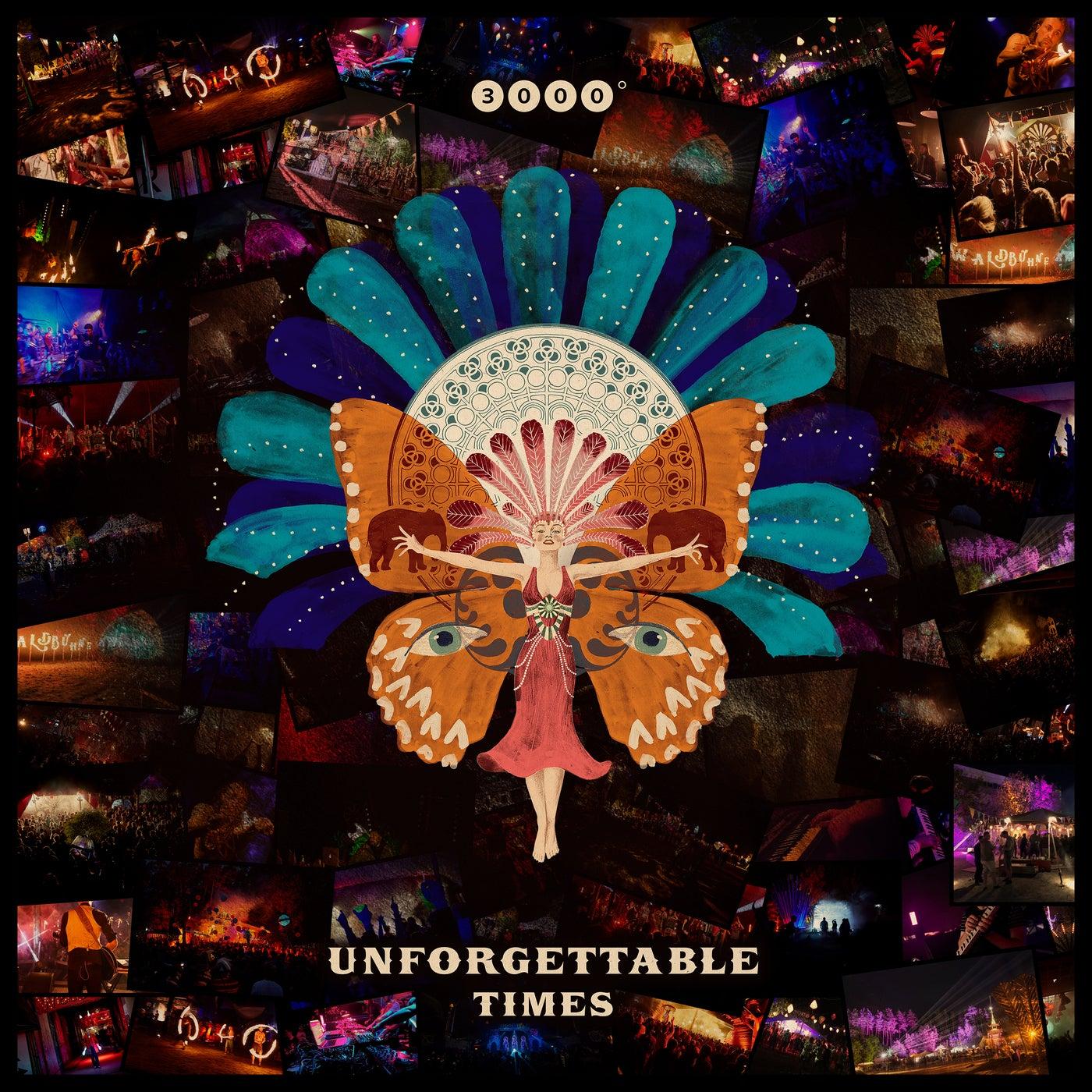 Unforgettable Times (feat. Marc Vogler) (Original Mix)