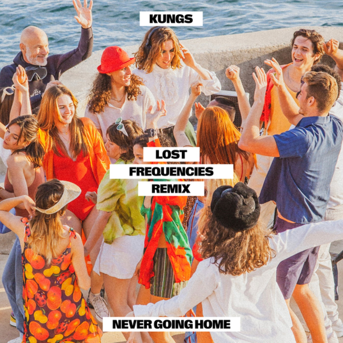 Never Going Home (Lost Frequencies Remix / Extended)