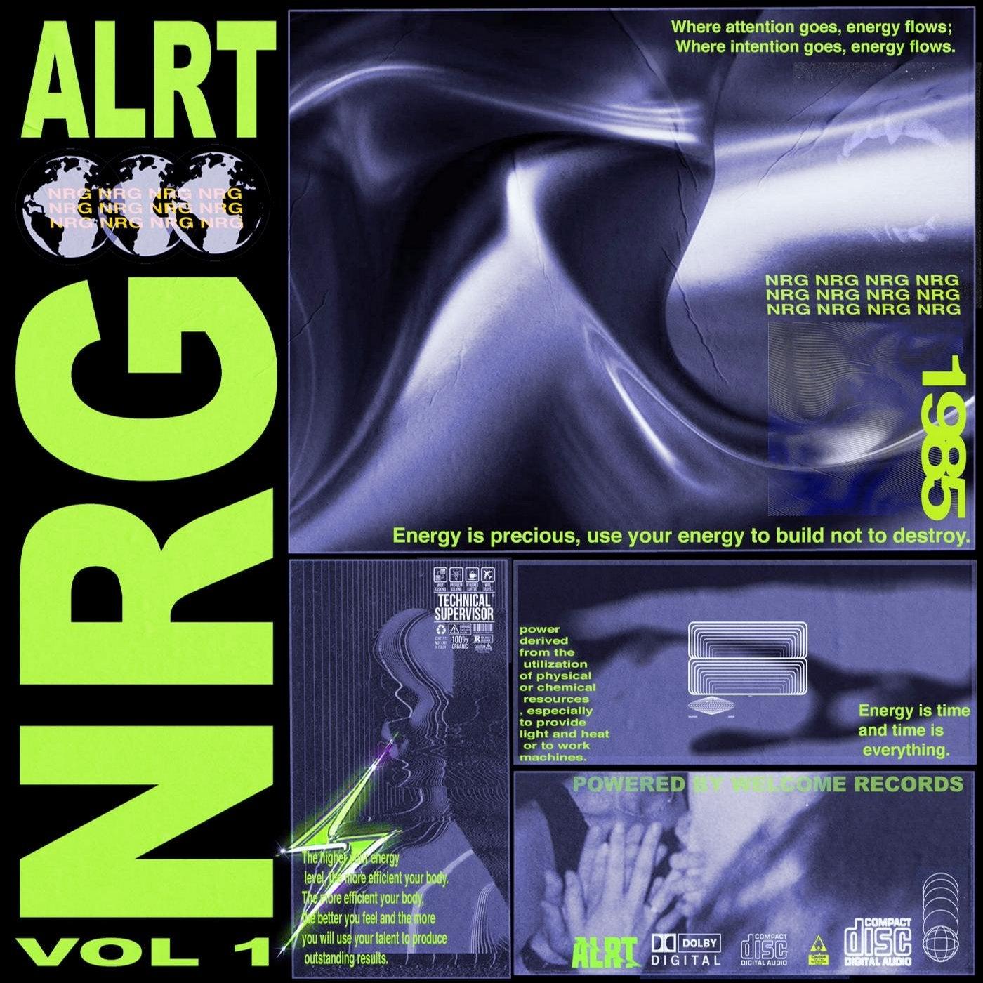 Feel My NRG (Original Mix)