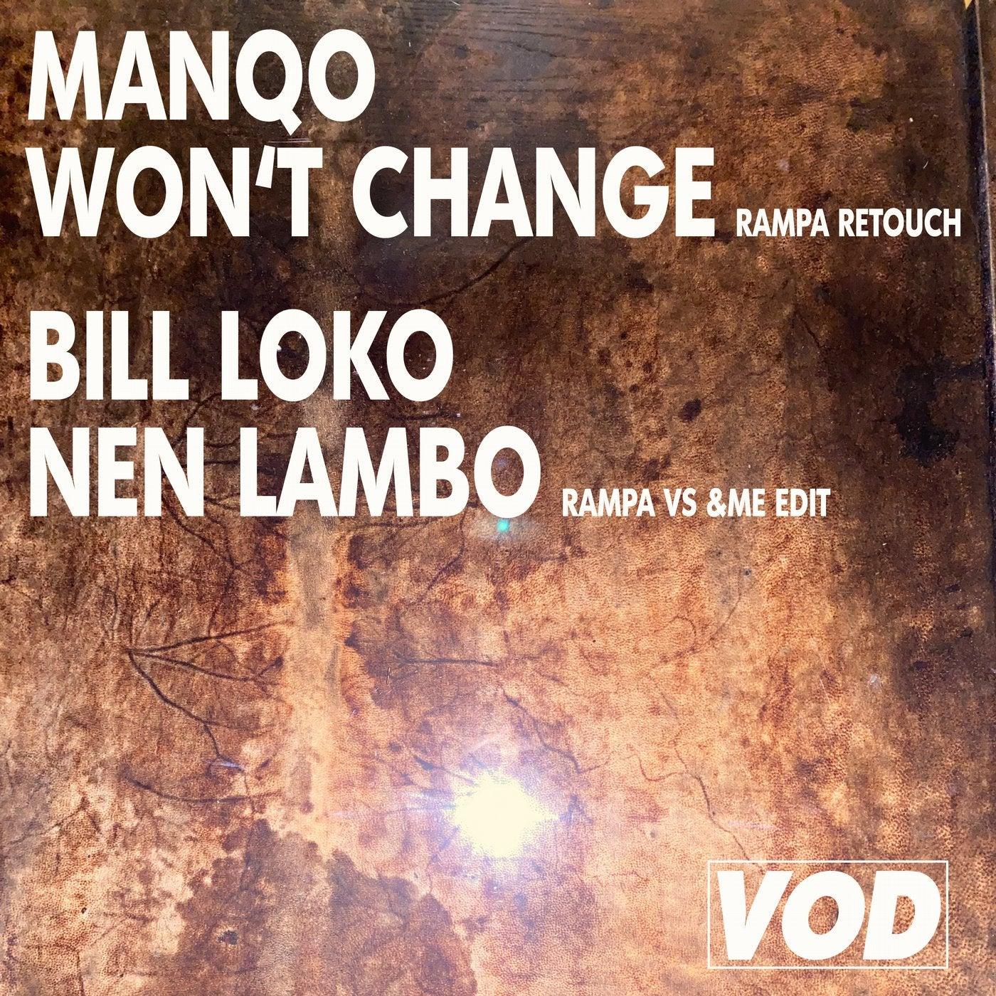 Nen Lambo (Rampa vs &ME Edit)