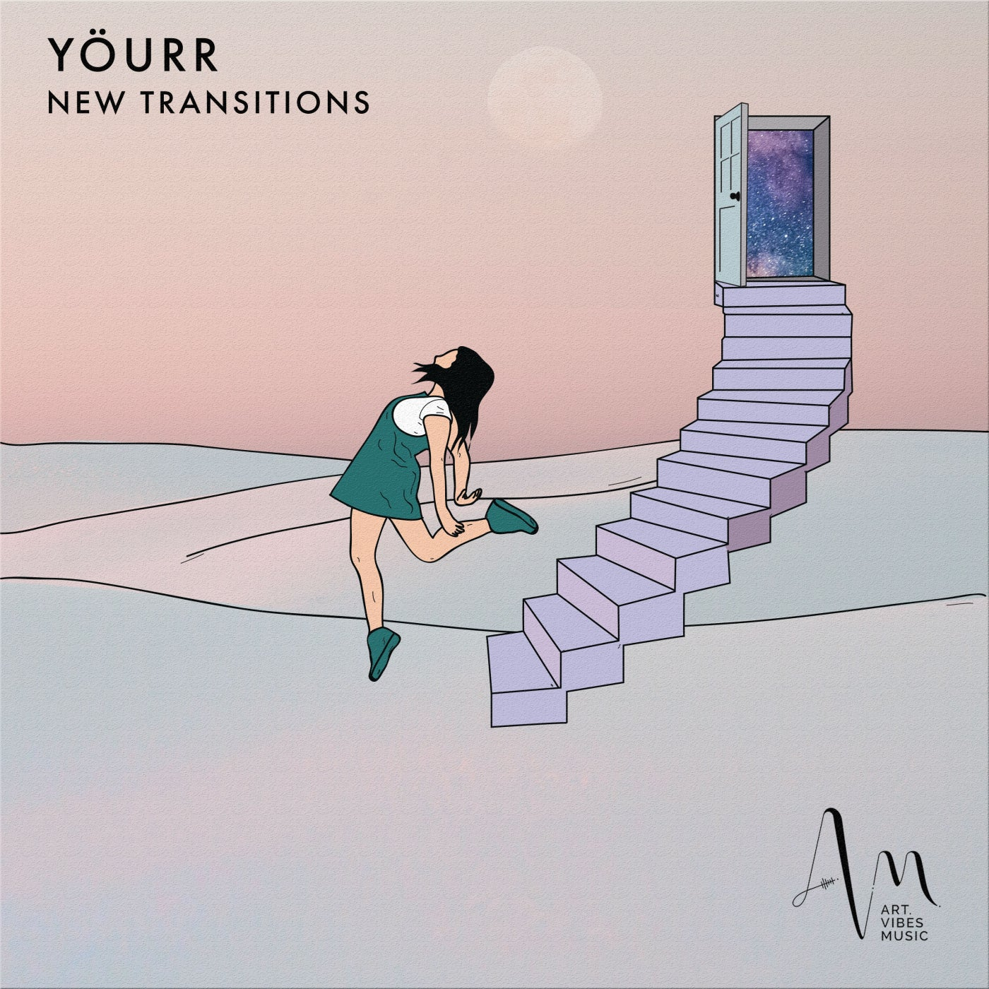 New Transitions (Original Mix)