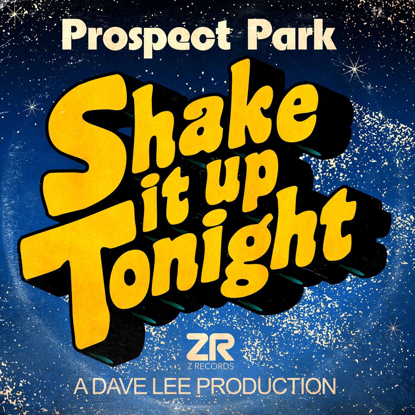 Shake It Up Tonight (Dave Lee's Disco Re-Shake)