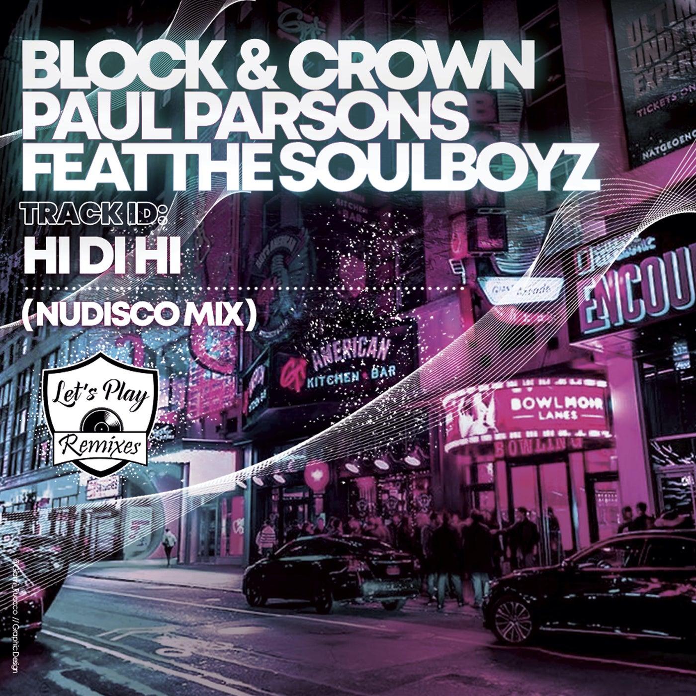 Hi Di Hi (Nudisco Mix) (Nudisco Mix)