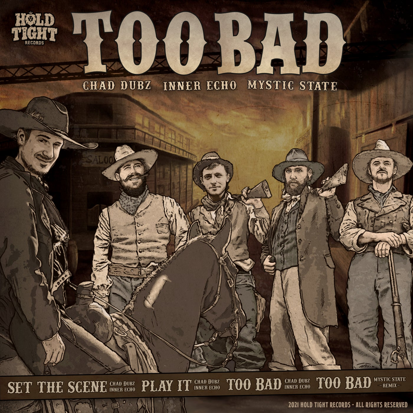 Too Bad (Mystic State Remix)