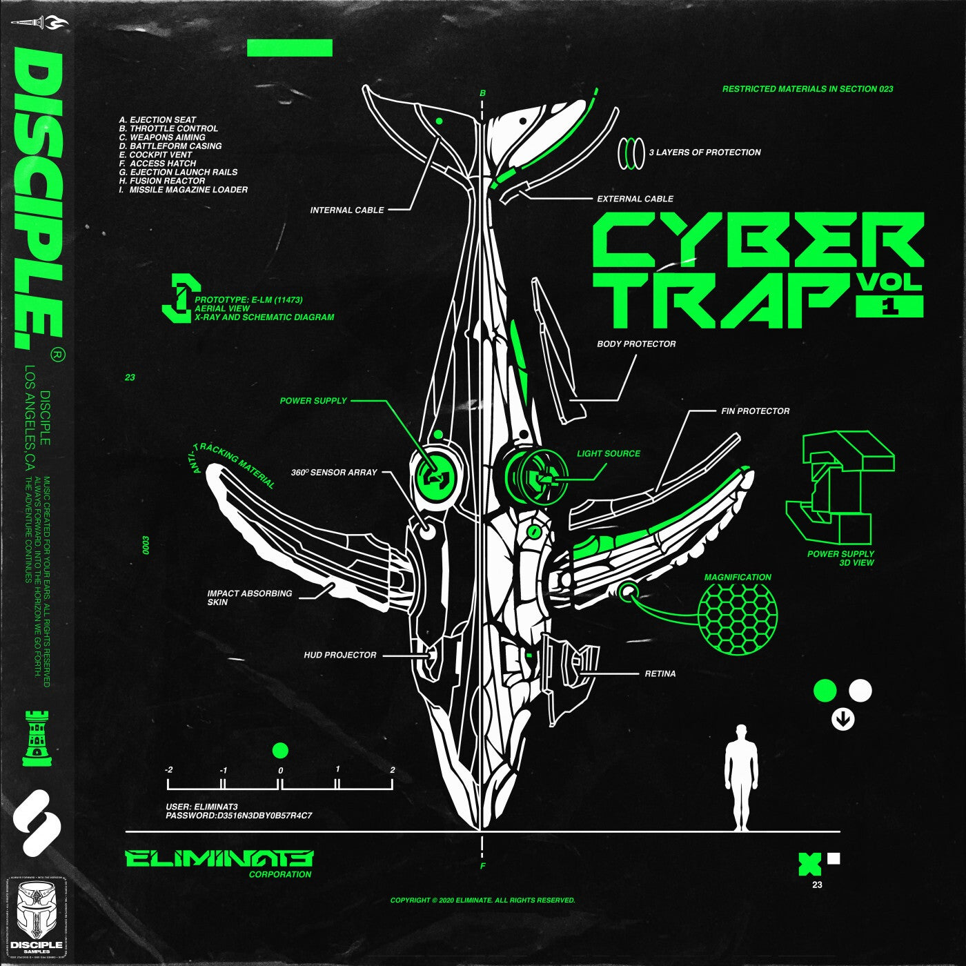 Cyber Trap Vol. 1 (Original Mix)
