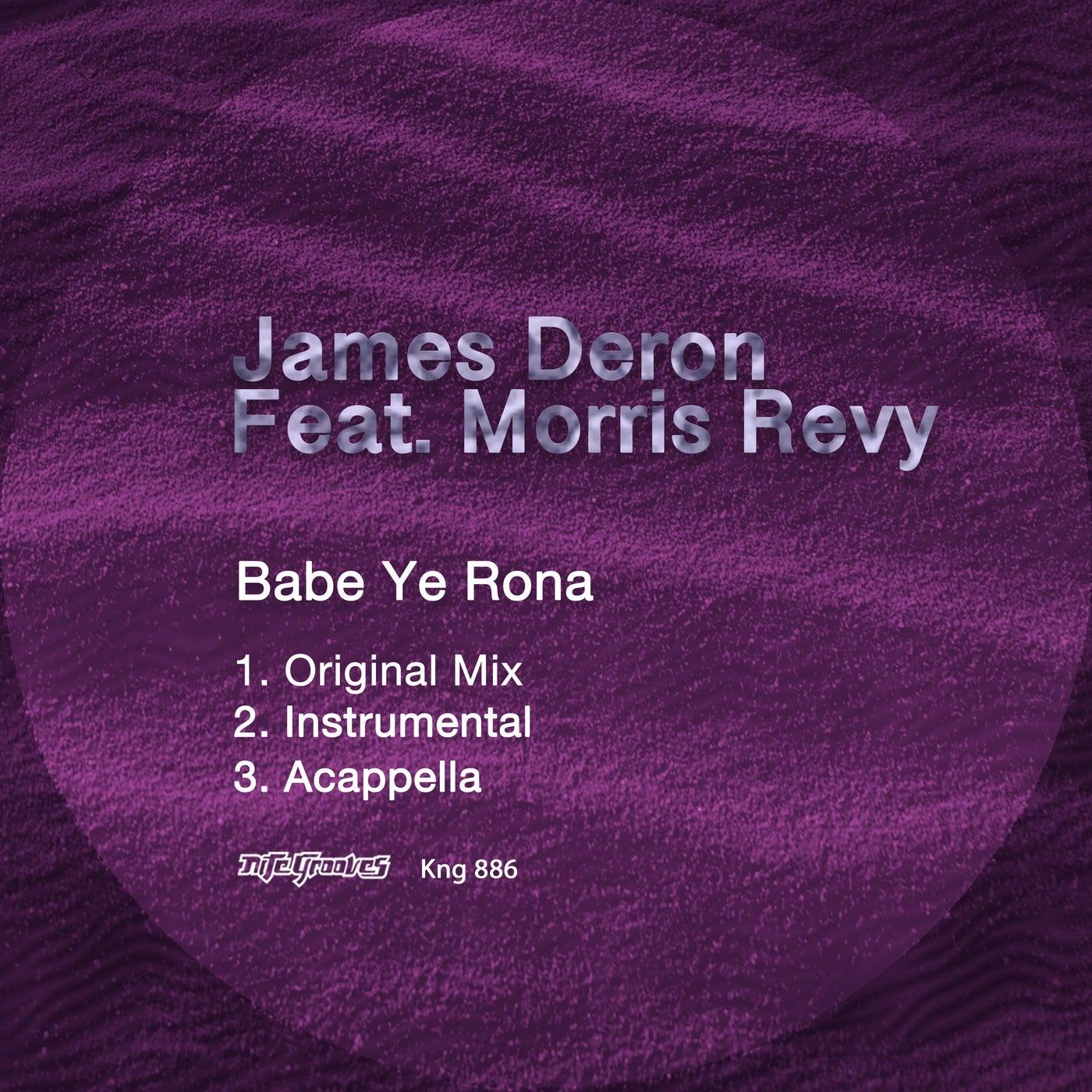 Babe Ye Rona (Original Mix)