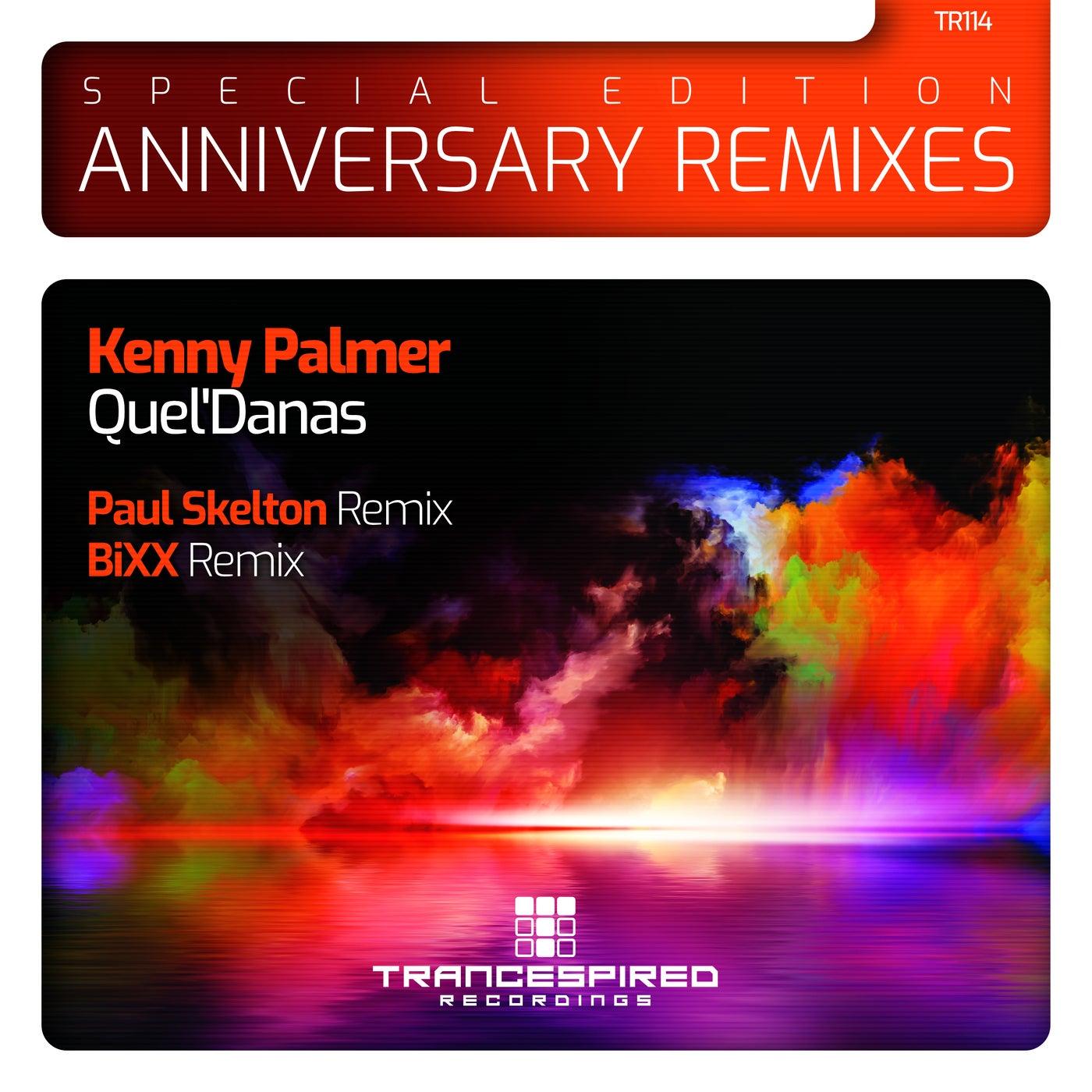 Quel'Danas (Paul Skelton Extended Remix)