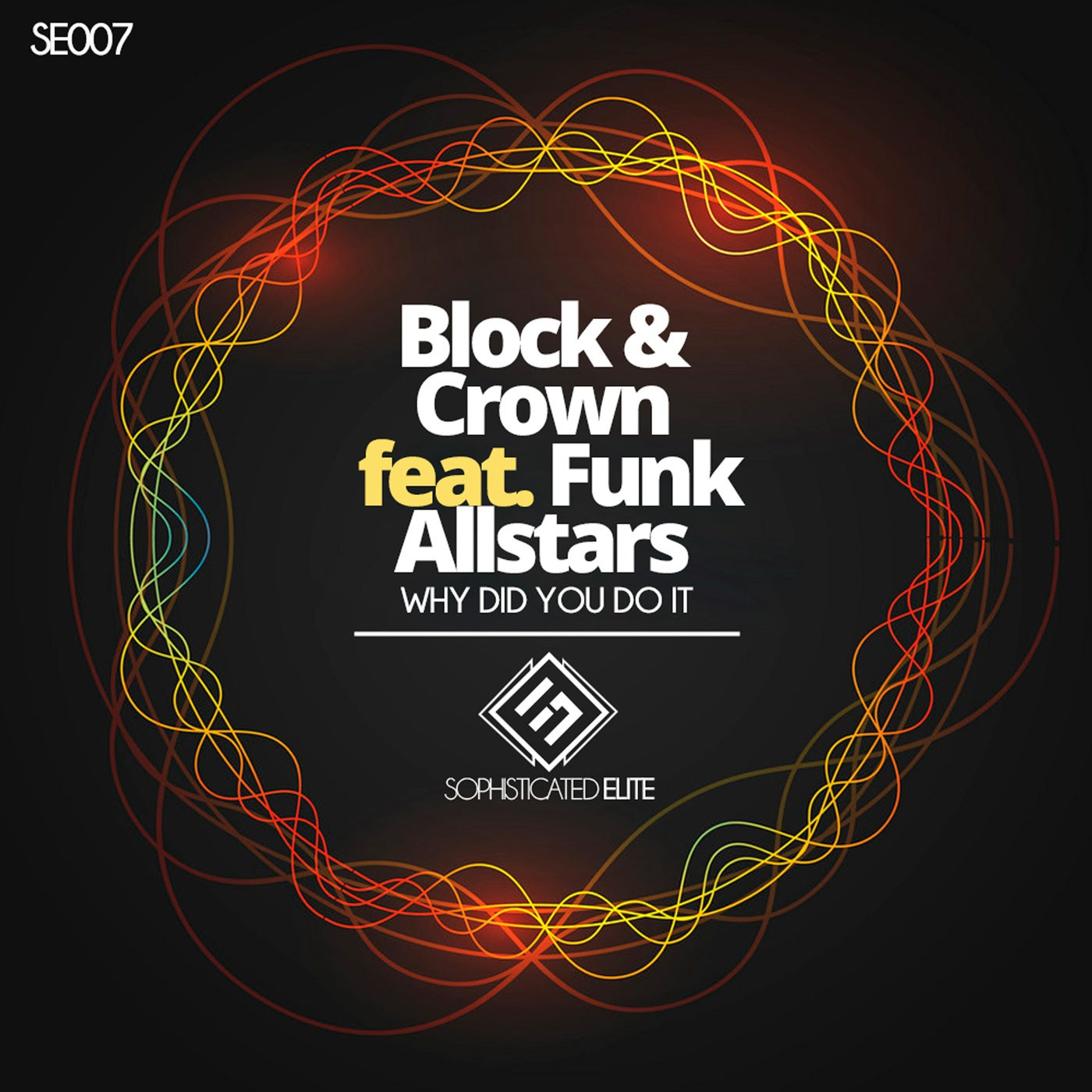 Why Did You Do It Feat. Funk Allstars (Original Mix)