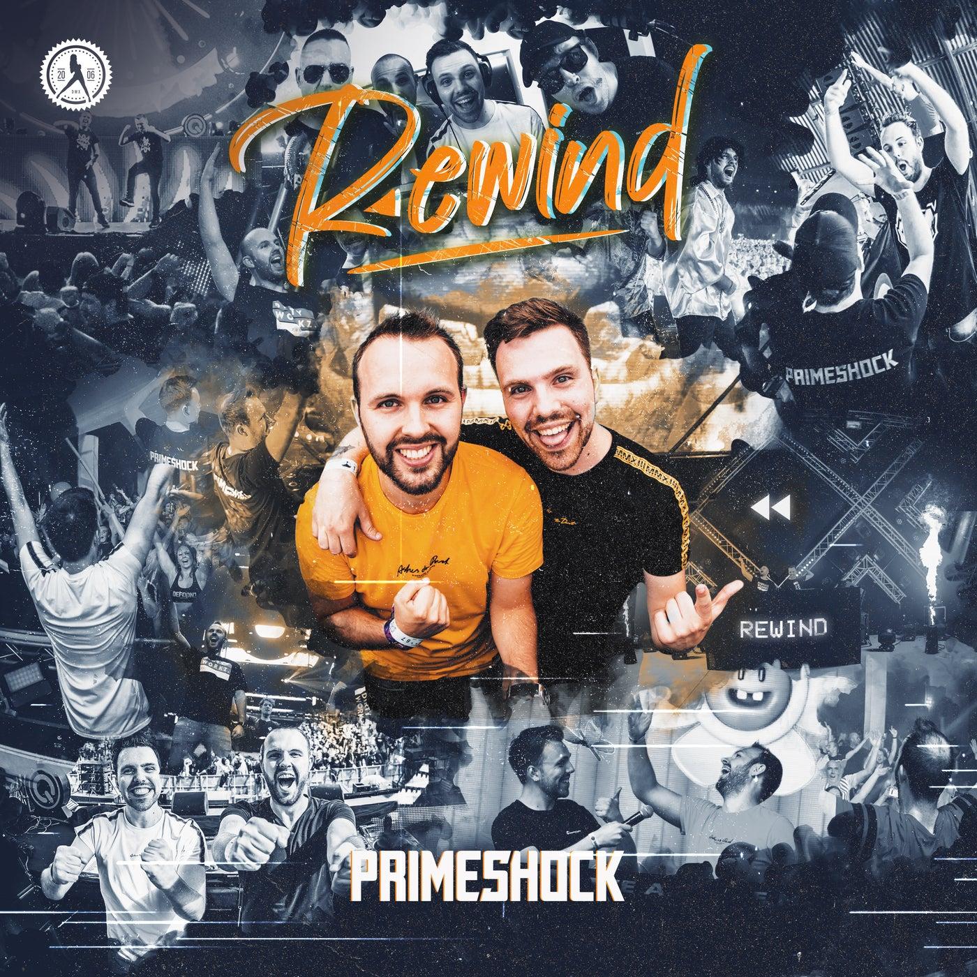 Rewind (Extended Mix)