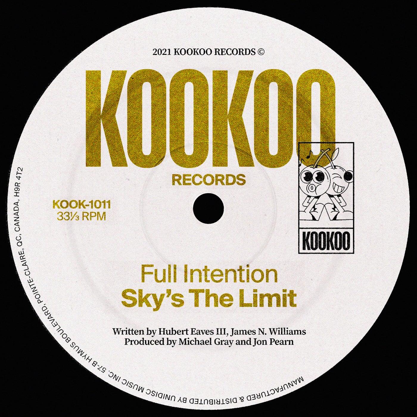Sky's the Limit (Original Mix)