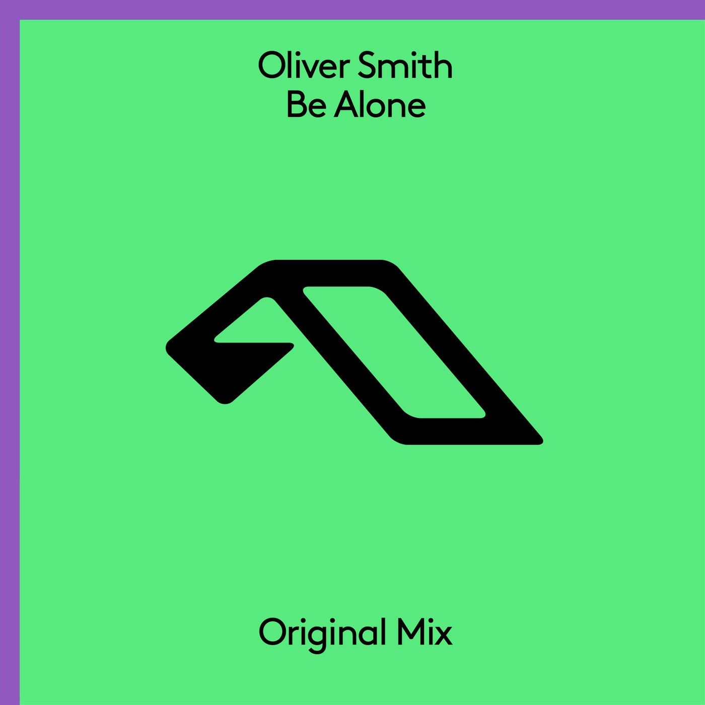 Be Alone (Extended Mix)