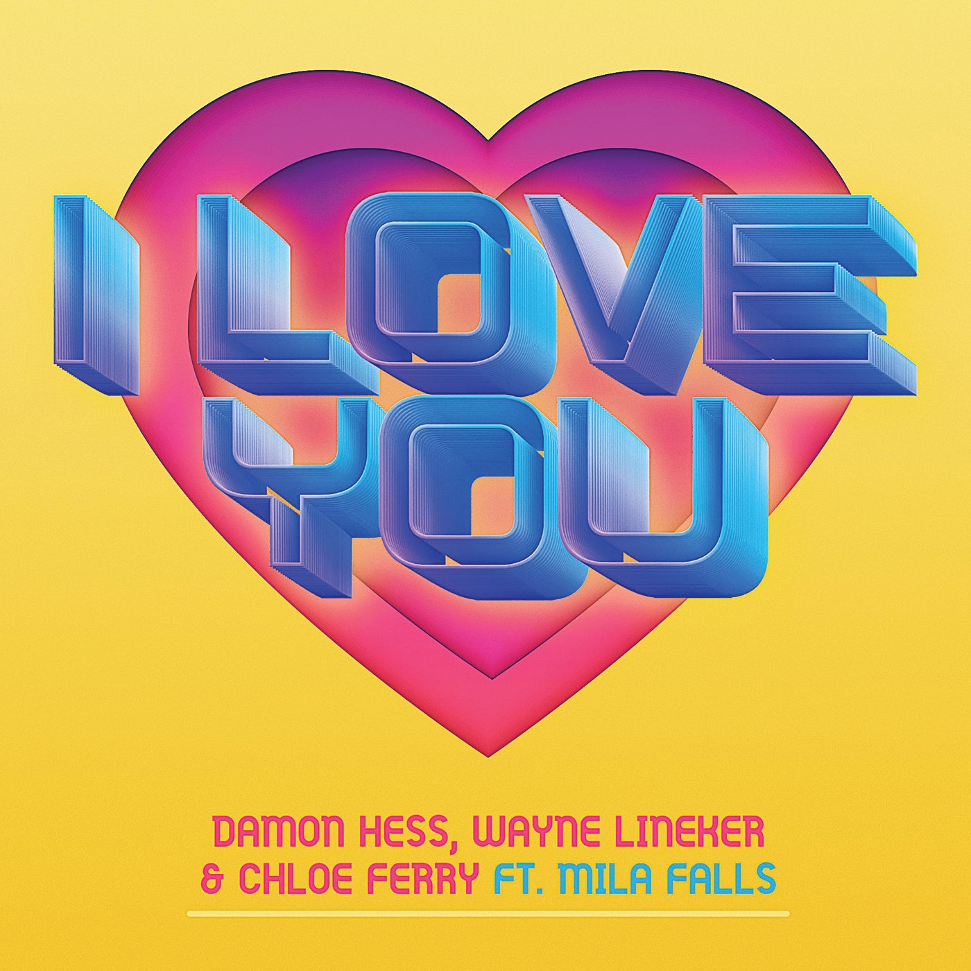 I Love You feat. Mila Falls (Extended Mix)