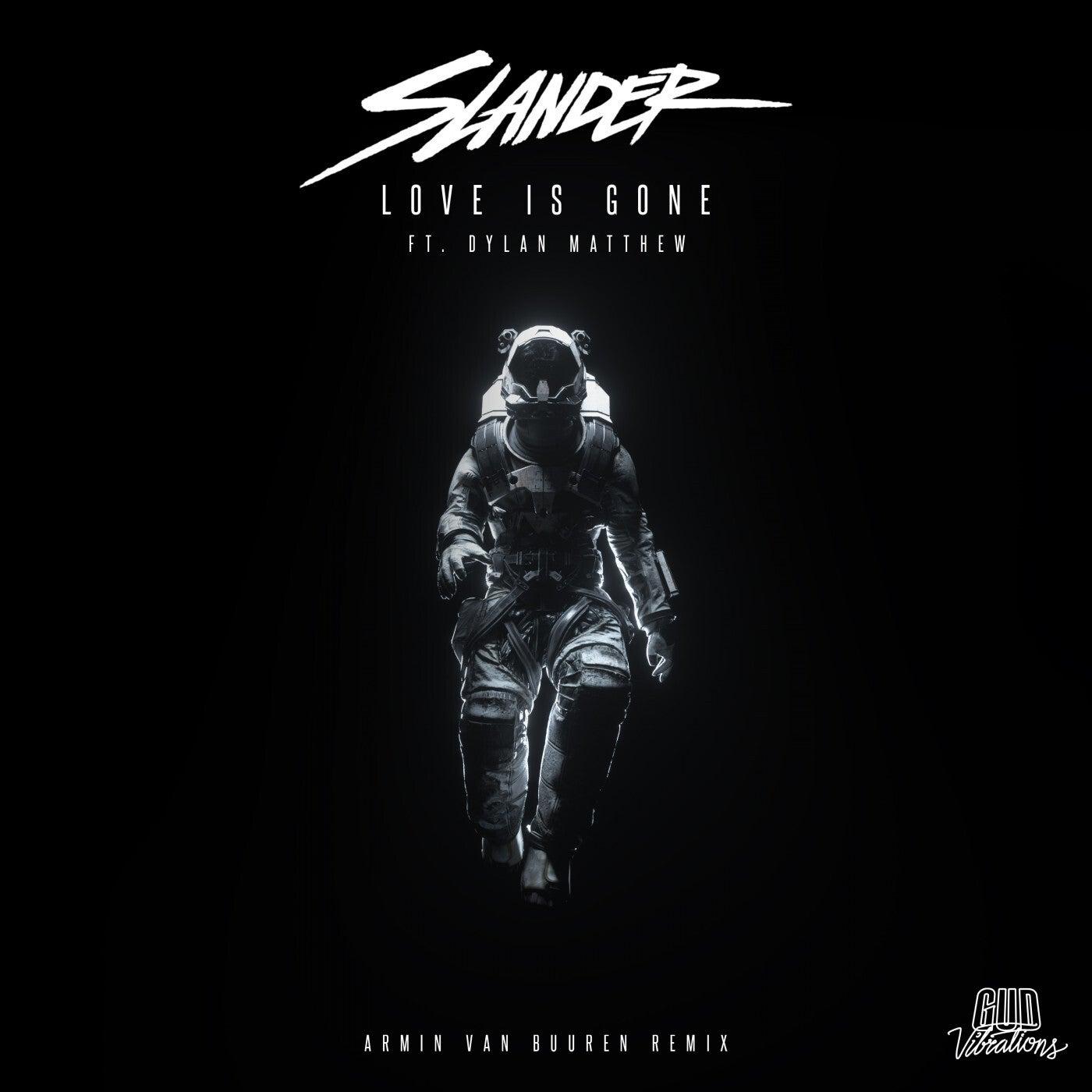 Love Is Gone ft. Dylan Matthew (Armin van Buuren Remix)