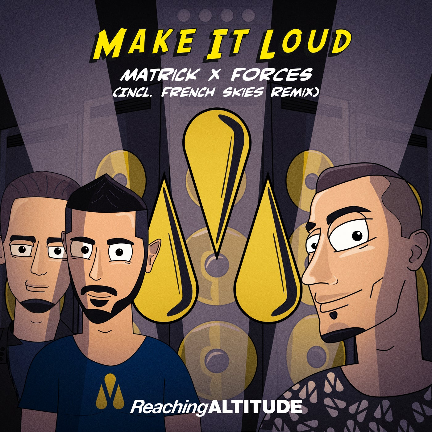 Make It Loud (French Skies Extended Remix)