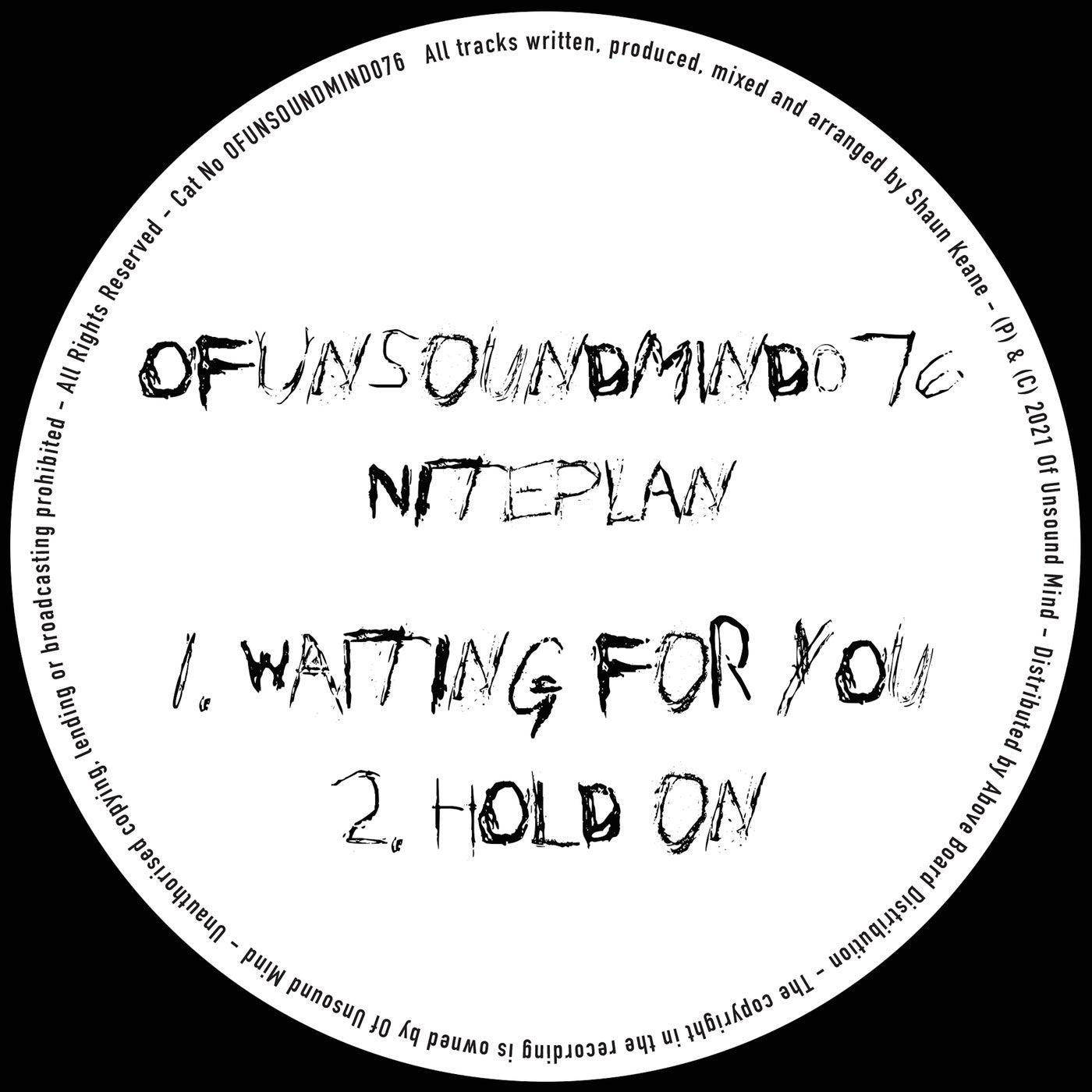 Waiting For You (Original Mix)