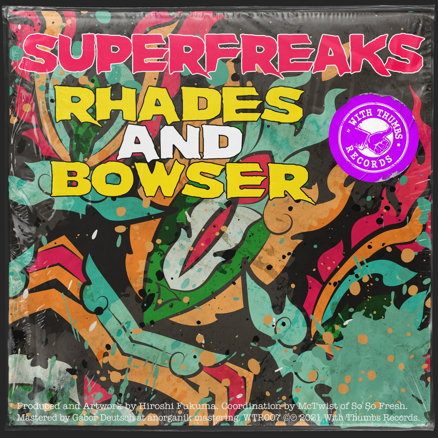 Superfreaks (Original Mix)