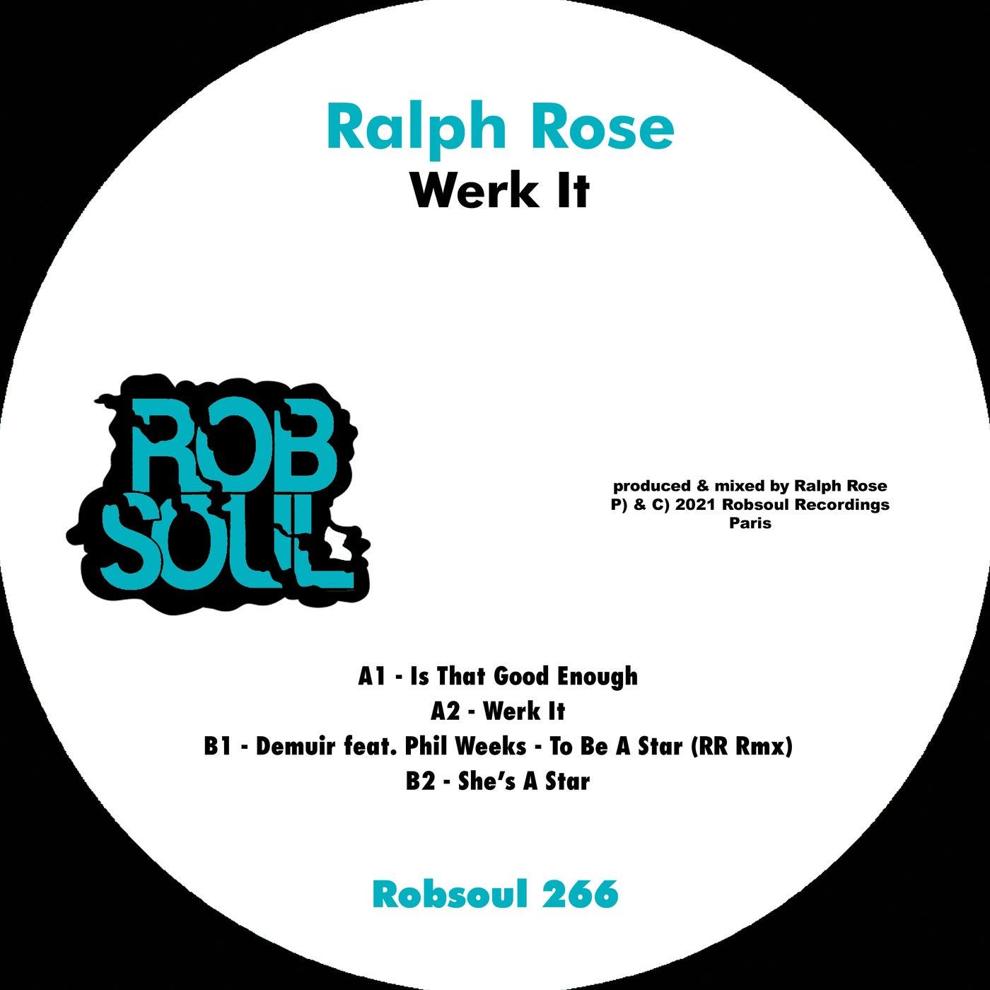 To Be A Star (Ralph Rose Remix)