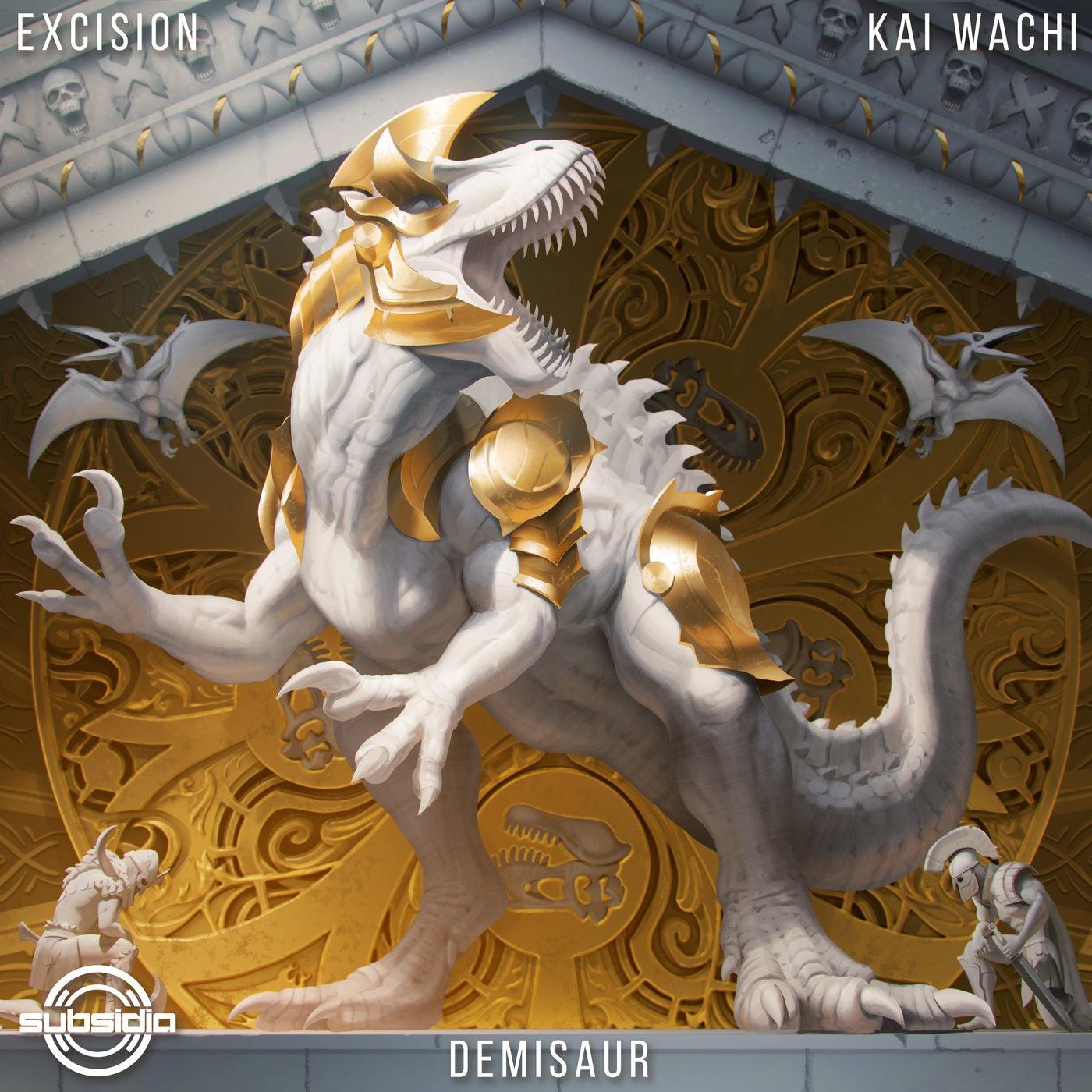 Demisaur (Original Mix)