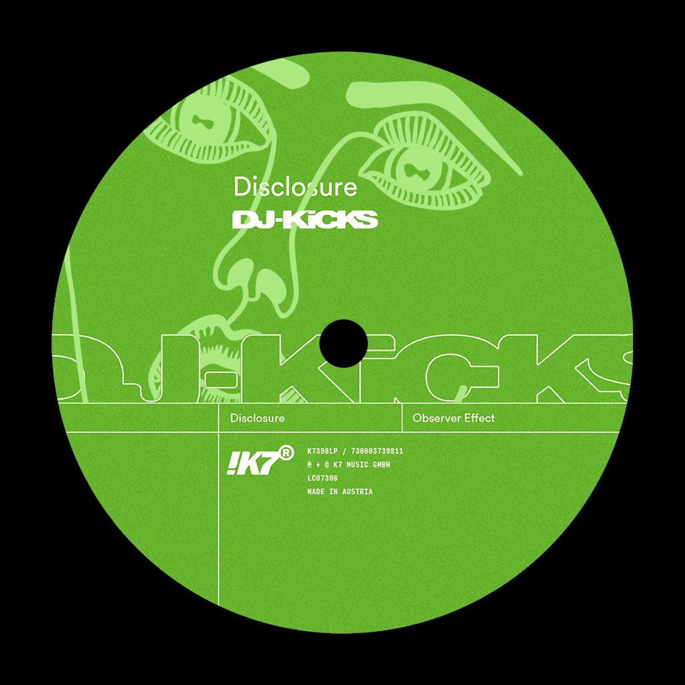 Observer Effect (DJ-Kicks)