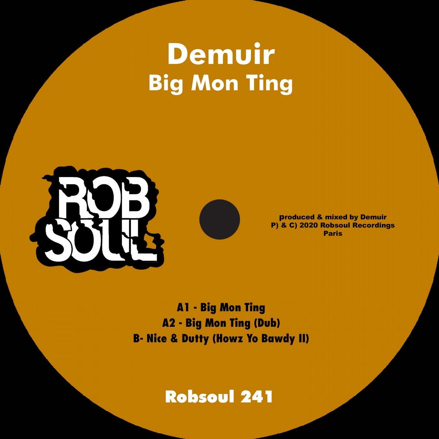 Big Mon Ting (Original Mix)
