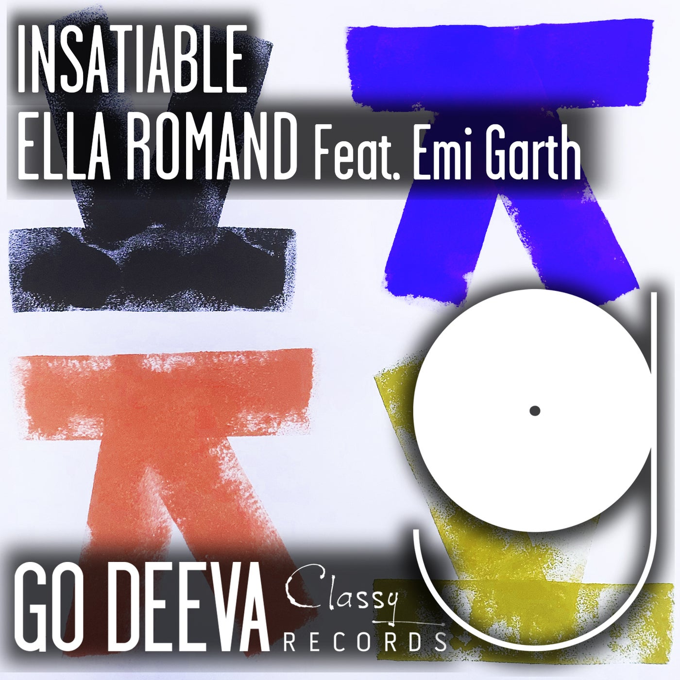 Insatiable Feat. Emi Garth (Extended Mix)