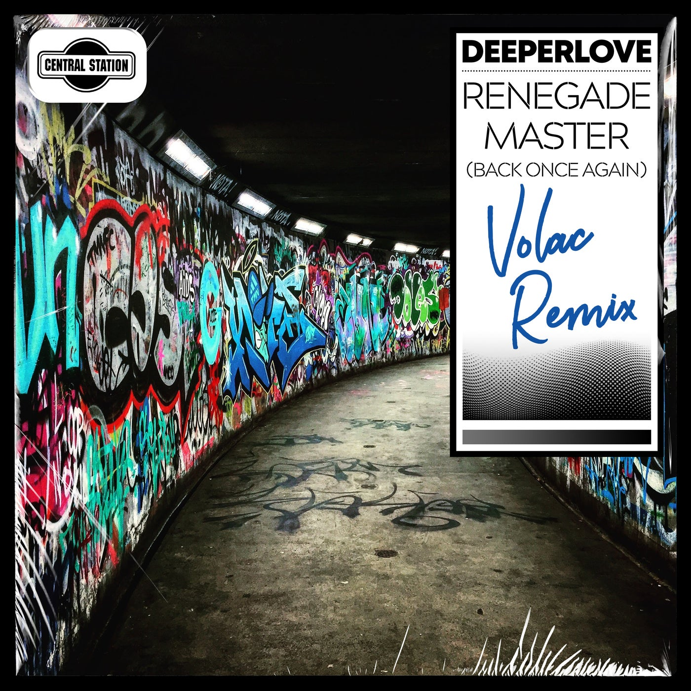 Renegade Master (Back Once Again) (Volac Extended Remix)