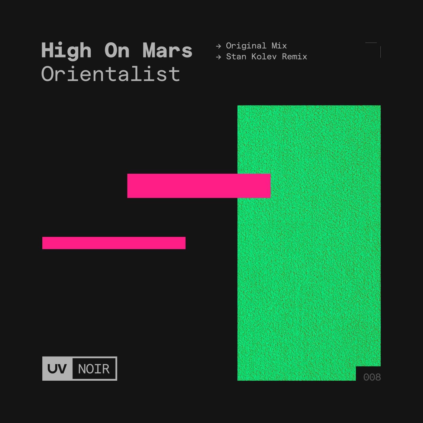Orientalist (Stan Kolev Extended Remix)
