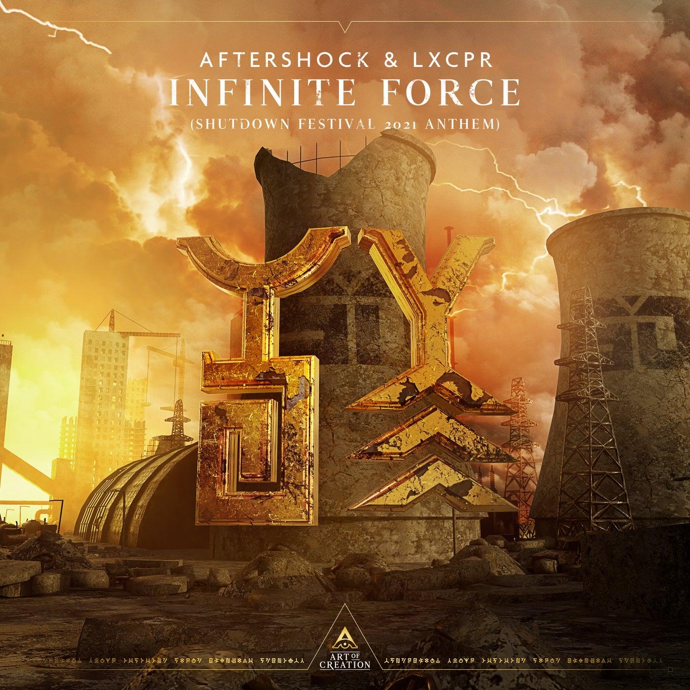Infinite Force (Shutdown Festival 2021 Anthem) (Extended Mix)