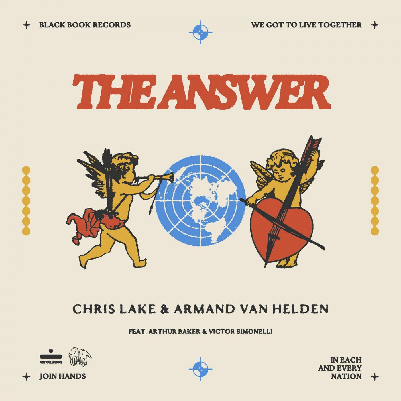 The Answer (feat. Arthur Baker, Victor Simonelli) (Extended Mix)
