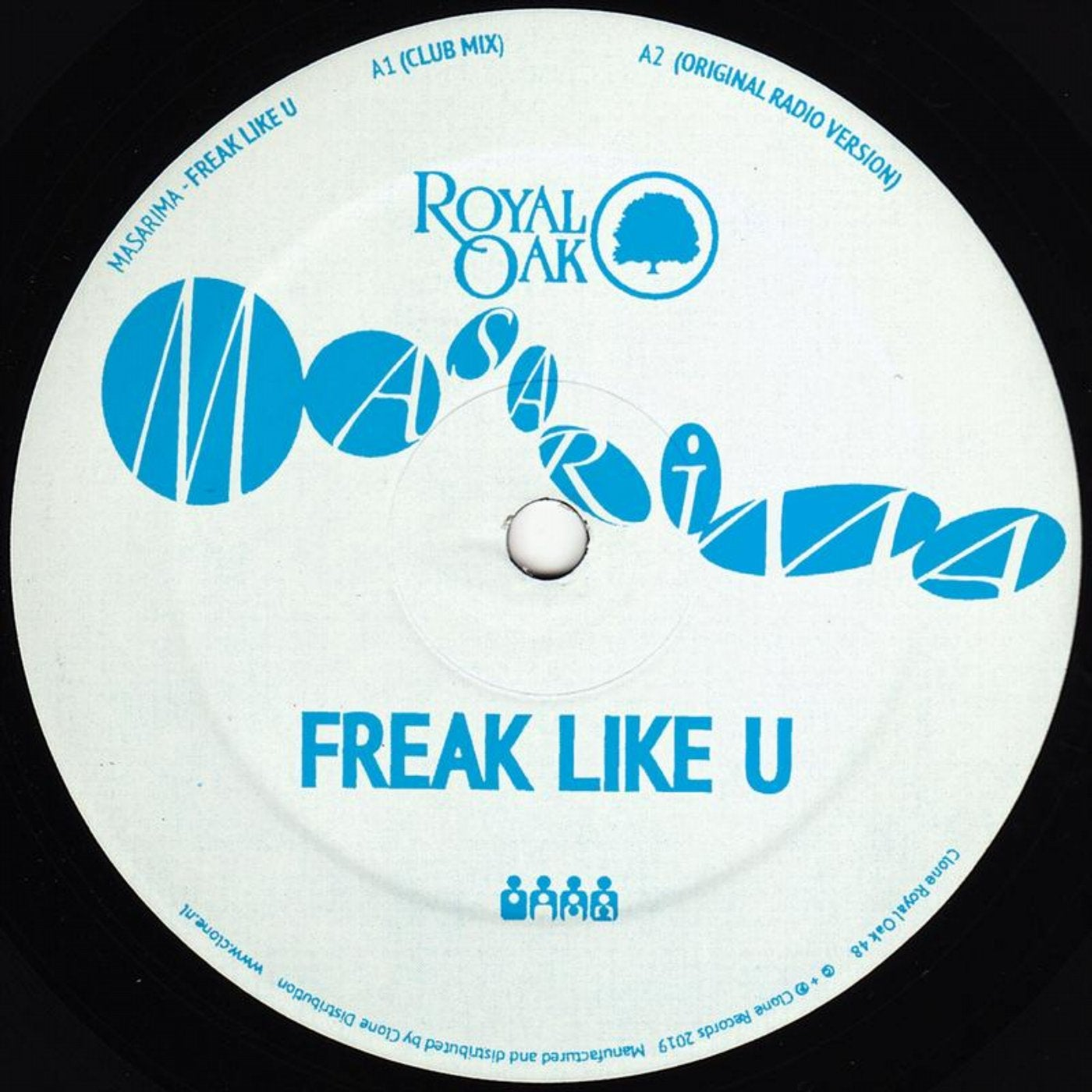 Freak Like U (Freakappella)