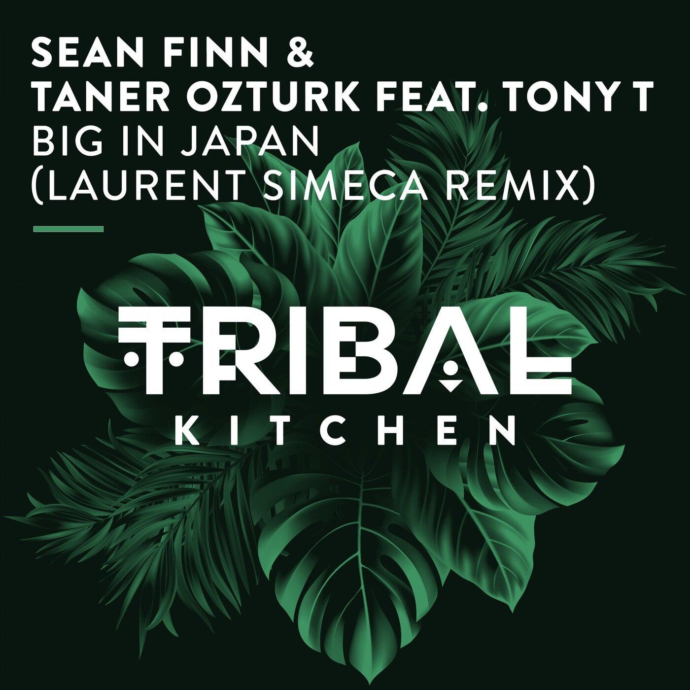 Big in Japan feat. Tony T (Laurent Simeca Remix)