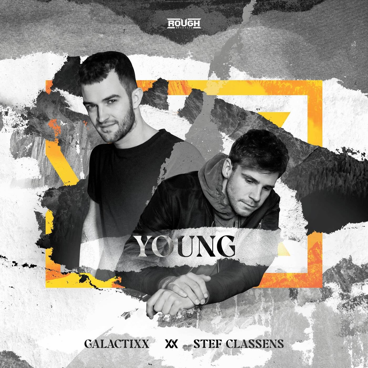 Young feat. Stef Classens (Extended Mix)
